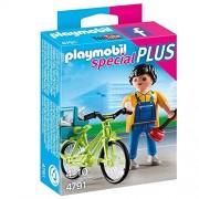 Empleado mantenimiento Playmobil Special Plus
