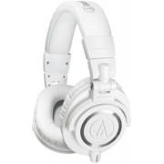 Casti DJ - Audio-Technica - ATH-M50x Alb