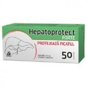 Hepatoprotect Forte 50cpr Biofarm