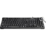 Tastatura A4Tech KR-750 PS2 Black