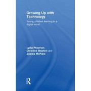Growing Up with Technology by Lydia Plowman