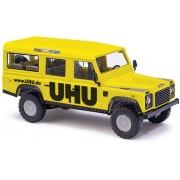 """Busch 50306 - Modellino di Land Rover Defender """"UHU"""""""