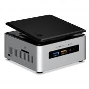 Barebone Intel NUC BOXNUC6i3SYH, Intel Core i3-6100U, HDMI, miniDP, M.2 + SATA