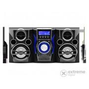 Microsistem Hifi Blaupunkt MC60BT CD/MP3/USB/Bluetooth/Funcție Karaoke, negru