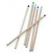 "Creion cu radiera colorata ""Togi"" (50 bucati)"