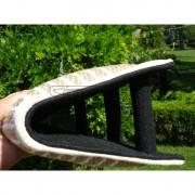 Perna de muscatura cu trei manere interioare din iuta