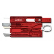 Cutit multifunctional Victorinox SwissCard Ruby