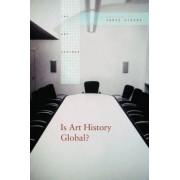 Is Art History Global? by James Elkins