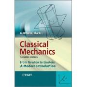 Classical Mechanics by Martin W. McCall