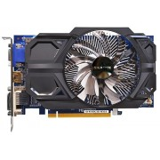 Gigabyte ATI HD R7 250 Scheda Video, VGA, 2 GB GDDR3, Nero/Blu