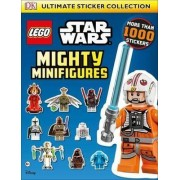 LEGO Star Wars Mighty Minifigures Ultimate Sticker Collection by DK