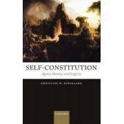 Self-constitution by Christine M Korsgaard