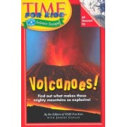 Time for Kids Volcanoes by Time-Magazine