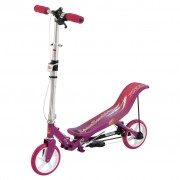 Space Scooter roze SPAC189203