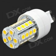 Lexing Lighting LX-YMD-015 G9 4W 350lm 3500K 34-5050 SMD Warm White LED Lamp - White + Yellow