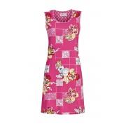 Ringella Mouwloos nachthemd roze Bloomy Ringella