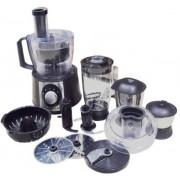 Bajaj Food Art 1000 W Food Processor(Black, White)