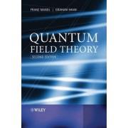 Quantum Field Theory by Franz Mandl