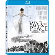 WAR AND PEACE BluRay 1956