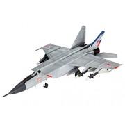 Revell 03969 - MiG-25 Foxbat Kit di Modello, in Plastica, in Scala 1:144