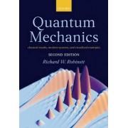 Quantum Mechanics by Richard W. Robinett