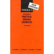 Vogel's Textbook of Practical Organic Chemistry by Arthur Israel Vogel