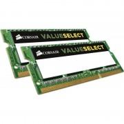Memorie laptop Corsair ValueSelect 16GB DDR3 1600 MHz CL11 Dual Channel Kit