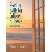Reading Skills for College Students by Ophelia H. Hancock
