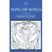 Song of Songs by Marvin H. Pope