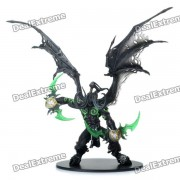 World of Warcraft WOW action Figure résine Afficher Toy Doll - Illidan Hurlorage