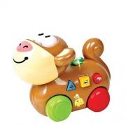 Bate Volta Macaco Musical - Zoop Toys