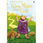 King Midas and the Gold by Alex Frith