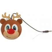 Boxa Portabila KitSound Trendz Mini Buddy Reindeer