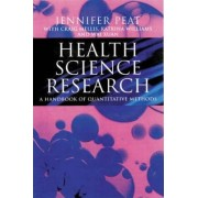 Health Science Research by Jennifer Peat