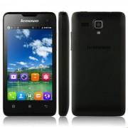 "Lenovo A396 4.0"" Android 2.3 Quad Core Cell Phone - Black (US Plug)"