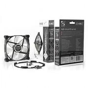 Noiseblocker NB-BlackSilentPro PK-2 140mm x 25mm Ultra Quiet Fan - 1200 RPM - 20 dBA