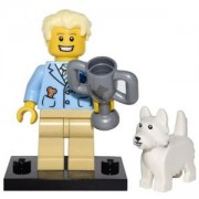 Идентифицирана минифигурка Лего Серия 16 - Lego series 16 - Dog show winner - 71013-12