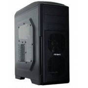 Antec GX500 Window Blue Edition - Midi-Tower Black