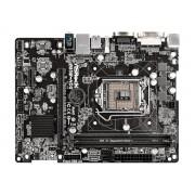 Carte mère Micro ATX ASRock B85M-HDS R2.0 Socket 1150 DDR3 - SATA 6Gb/s - USB 3.0 - 1x PCI-Express 3.0 16x