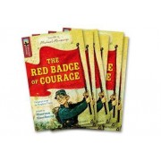 Oxford Reading Tree Treetops Greatest Stories: Oxford Level 15: The Red Badge of Courage by Maureen Haselhurst