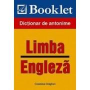 Dictionar de antonime – Limba Engleza.