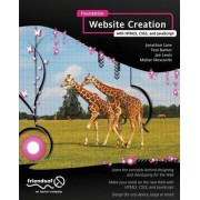 Foundation Website Creation with HTML5, CSS3, and JavaScript by Joe Lewis