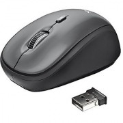 Trust Yvi Wireless Mouse Black 21432