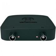 Velleman PCSU 200 2 csatornás USB-s Oszcilloszkóp előtét 12MHz-ig (101672)