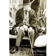 Olga Rudge & Ezra Pound by Anne Conover