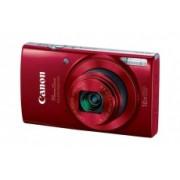 Cámara Digital Canon PowerShot ELPH 190 IS, 20MP, Zoom óptico 10x, Rojo