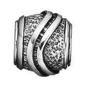 Story Charm 4008935 Man argintiu Wellen- Muster
