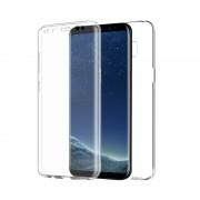 Husa 360 Silicon Samsung S8 Transparent