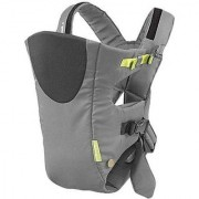 Infantino All Season Vented Carrier - Grey/Black