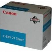 Тонер касета за Canon Toner C-EXV 21 Cyan - CF0453B002AA